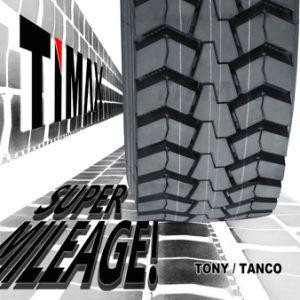 288000kms! Timax Heavy Duty TBR Radial Bus Truck Tyre (295/75r22.5, 385/65r22.5, 315/80r22.5, 12r22.5, 12.00r24)