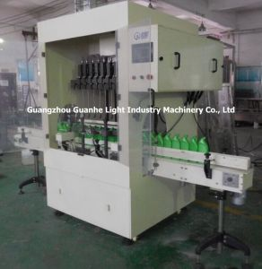 Automatic Plastic Liquid Bleach Filling Machine with Anticorrosive System pictures & photos
