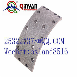 Japanese Heavy Duty Truck Brake Lining for Toyota pictures & photos