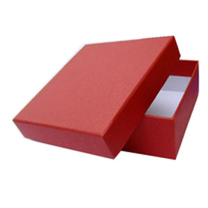 Refine Design of Paper Gift Packing Box for Garment