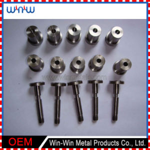 Custom Stamping Machine Parts CNC Puching Steel Roller pictures & photos