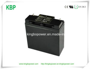 12V Storage Rechargeable Lithium Battery for Security Monitor