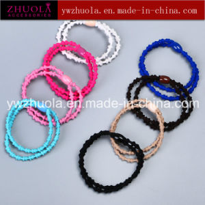 Colorful Rubber Hair Band for Women