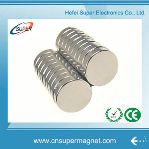 (25*5mm) Neodymium Disc Magnet for Sale pictures & photos