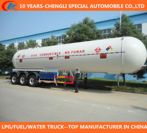 3-Axle 59.6cbm LPG Tank Trailer/Cook Gas Trailer/LPG Gas Trailer pictures & photos