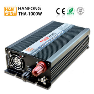 Reverse Polarity Protect DC to AC Inverter Car Converter 1000W