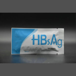 Rapid Test Hbsag Serum Plasma Test Kits Diagnostic Test Colloidal Gold with Ce pictures & photos
