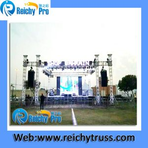 Screw Truss Aluminum Stage Bolt Truss (Reichytruss) pictures & photos