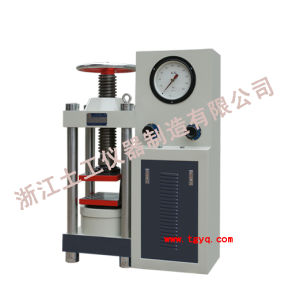 Analogue Display Hydraulic Compression Testing Machine pictures & photos