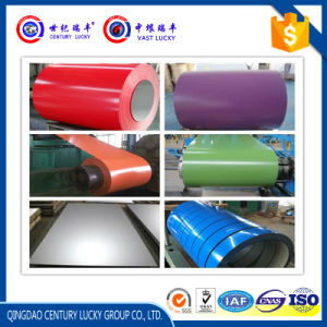 PPGI or PPGL Repainted Galvanized Steel Coils