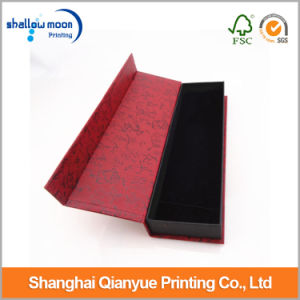 Customized Magnet Closure Gift Paper Pen Box (QYCI15134)
