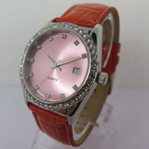 Sales of The Latest Women Wrist Watch Strap Watch