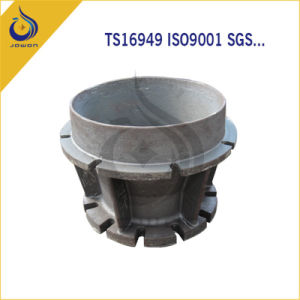 CNC Machining Customized Iron Casting Pump Body pictures & photos