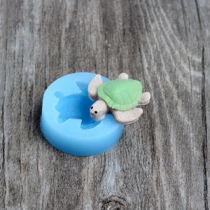 China F0697 Sea Turtle 3D Silicone Fondant Molds Cake