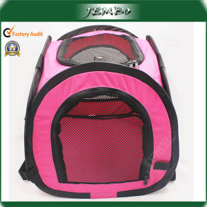 Large Size Pink Household Mesh Breathable Pet Bag pictures & photos