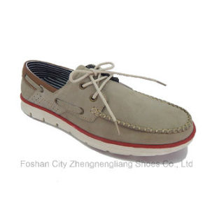Men′s Comfortable Casual Shoes in Fashion Design (LH7673-2)