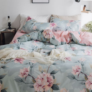 Pure Cotton Printing Bed Linen For Girl Made In China