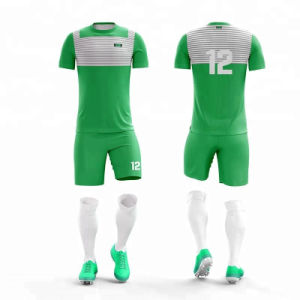 Custom New Design Hot Sale Online Soccer Jersey Store