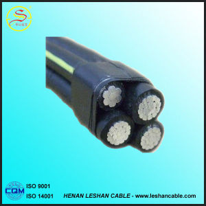 Aluminum Conductor PE Insulated ABC Electric Cables