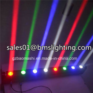 8*10W RGBW 4in1 LED Moving Sweeper Effect Bar Beam Stage Light/Lighting (BMS-8814)