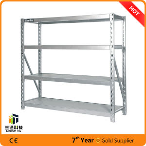 Heavy Duty Steel Wire Mesh Rack and Shelving System pictures & photos