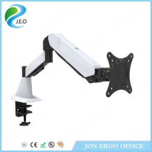 Jeo Hot Sale Factory Price Height Adjustable Ds312FC Desk Clamp Monitor Riser