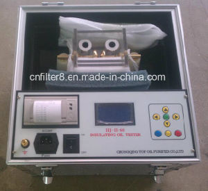 IEC156 Economical Current Transformer Oil Bdv Oil Tester (IIJ-II-60) pictures & photos