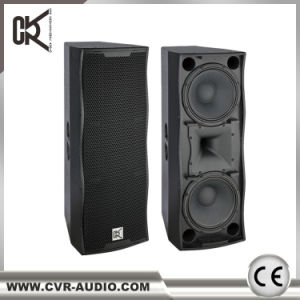 Double 12 Inch Loudspeaker Box Big Power Speakers pictures & photos