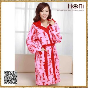 China Newest Design Wholesale Bathrobe Design Ladies Pyjamas - China ... dd003b145
