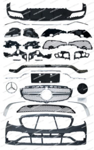 W213 Facelift Conversion Bodykit, Bodykit for W213 New E Class Upgrade to E63 Amg