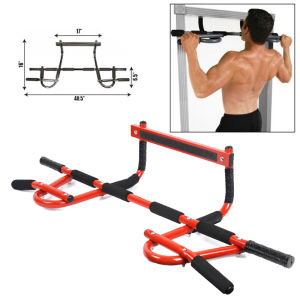Ablefitness Heavy Duty Doorway Chin up Pull up Bar