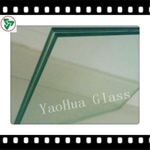 Clear Float Laminated Glass Sheet with Clear PVB Film pictures & photos