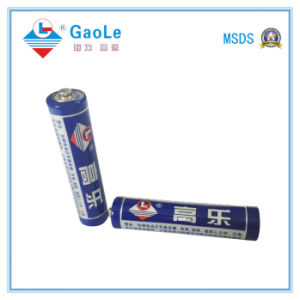 Heavy Duty AAA Battery (R03P) pictures & photos