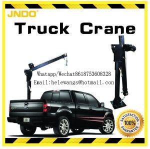 500kg 12v 24v Pickup Truck Winch Hoist Crane Electric