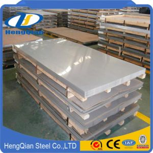 Cold Rolled 201 304 316 309 310 430 Stainless Steel Sheet with 3mm Thickness pictures & photos
