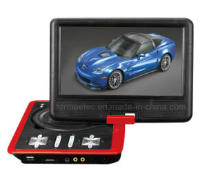 9inch Portable DVD Player Pdn989 with Analog TV Games pictures & photos