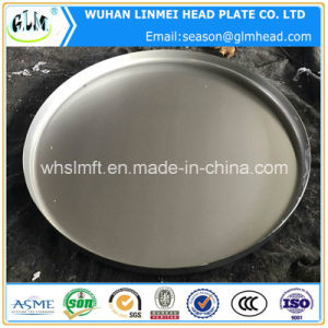High Quality Stainless Steel Flat Dished Heads pictures & photos