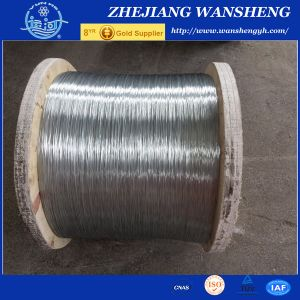 1.0-5.0mm Galvanized High Carbon Steel Wire Zinc Coated Steel Wire