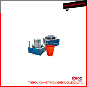 20liter Plastic Injection Bucket Mould Manufacture in China