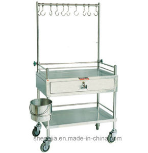 Sjt071 Infusion Treatment Cart