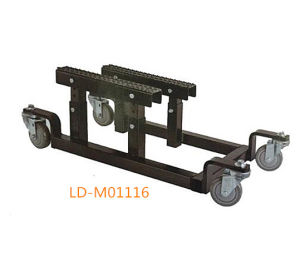Motorcycle Dolly, Heavy-Duty 1100lb Capacity with Swivel Casters pictures & photos