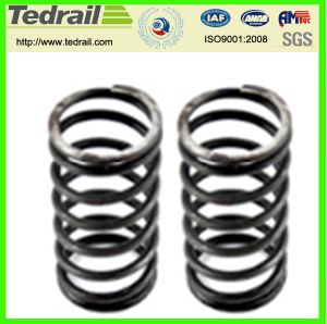 Hot Coiling Spring, High Quality Automotive Spring for Train pictures & photos
