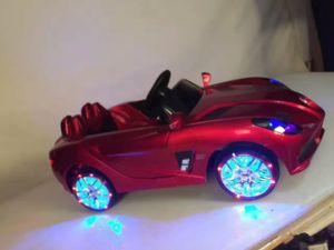 China Factory Whole Car Toy Kids Electric Battery Operated For