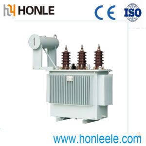 High Quality Best Price with Conservator Hermetically Sealed Oil-Immersed Isolation High Voltage Power Transformer of Class 20-10kv pictures & photos