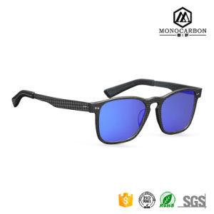Cheaper Foldable Mens Sun Glasses Carbon Fiber Summer Riding Eyes Glasses pictures & photos