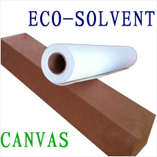 Printable Eco Solvent Polyester Inkjet Canvas Matte pictures & photos