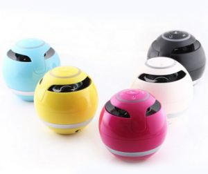Besen 360 Degree Surround Multimedia Aj-69 Bluetooth 4.1 Speaker with Colorful LED Lights pictures & photos