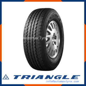 China Triangle All Terrain Suv Radia Tires With High Speed Lt215