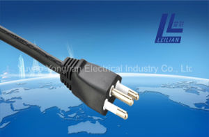 Brazil Type 12A/16A Extension Cord Plug TUV Home Appliance pictures & photos