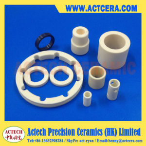 Customized Machining Alumina and Zironia Ceramic Bushing/Sleeve/Tube/Spacer